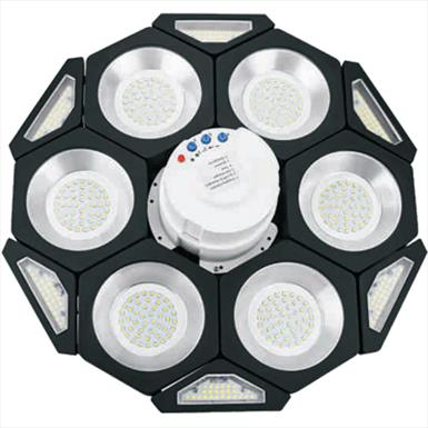 Modular Hexagonal Highbay