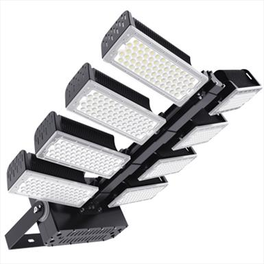 LED High Output Adjustable Modular Stadium Floodlight