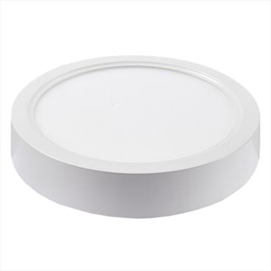 LED Surface Mount Round Panel Light