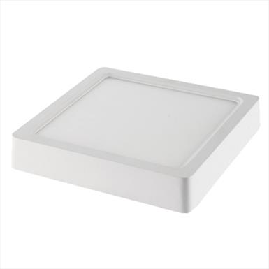 LED Surface Mount Square Panel Light
