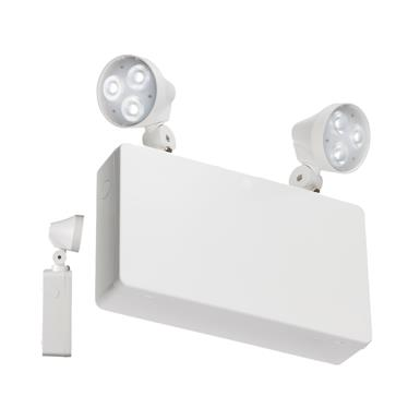 LED Emergency Twinspot