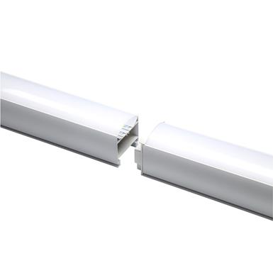 LED High Output Linkable Rounded Linear Lighting System