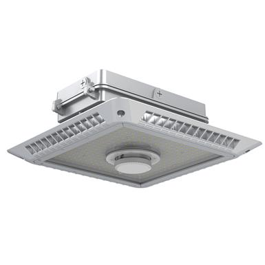 LED High Output Recessed Canopy Light
