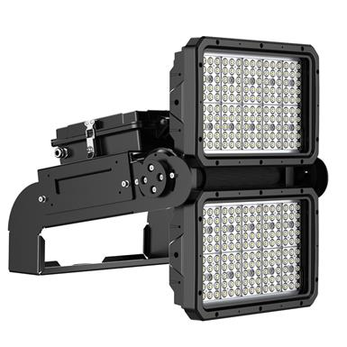 CEMA Lighting LED High Output Modular Stadium Floodlight Fitting